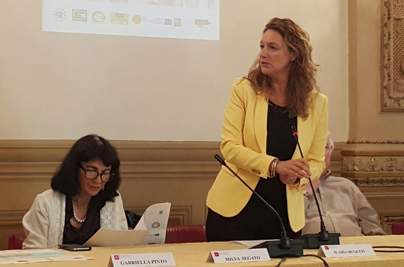 Premiazione dei vincitori del concorso a Firenze il 1 giugno 2018