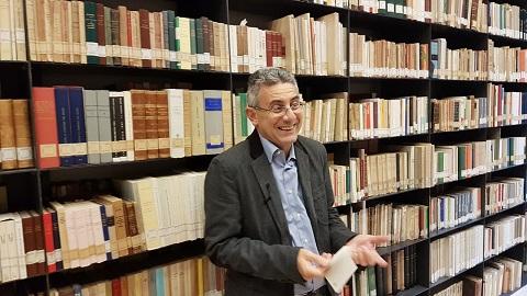 Il Professor Masini alla Domus Mazziniana