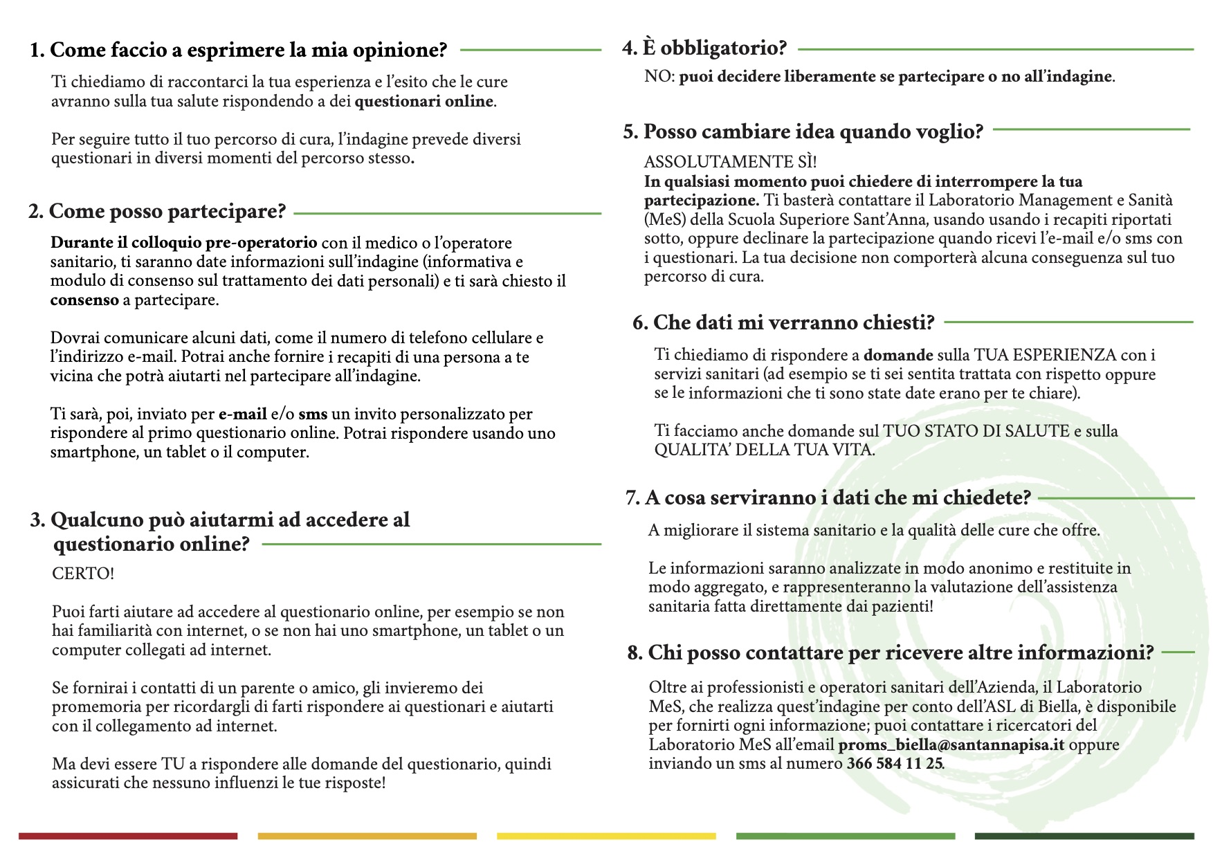 Brochure PROMs Biella 2